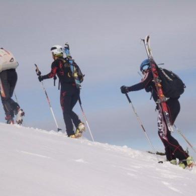 Appenninismo Ski Raid 12-01-2014