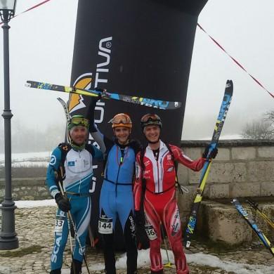 Monte Ocre Snow Event 22.02.2015