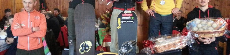podio snowalp